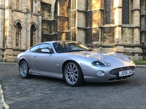 Jaguar XKR-S Stratstone No:15 of only 30