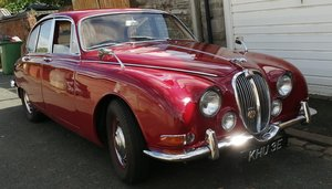 Picture of 1967 Jaguar Mk2 3.8 S-type, Manual, PAS, Overdrive For Sale