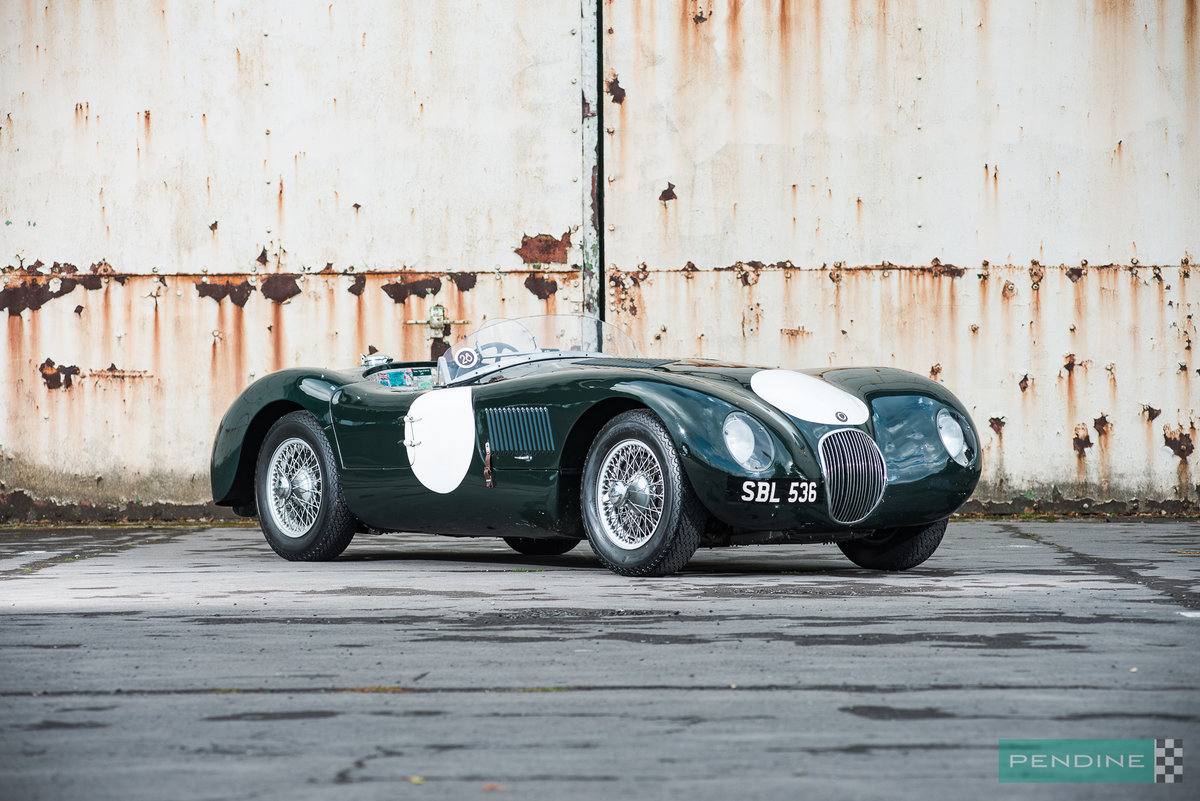 1959 Jaguar C-Type For Sale (picture 1 of 6)