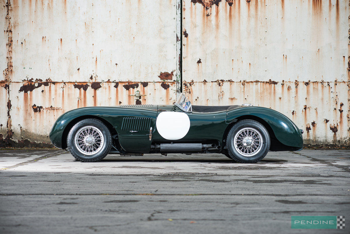 1959 Jaguar C-Type For Sale (picture 2 of 6)