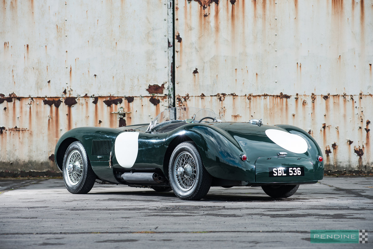 1959 Jaguar C-Type For Sale (picture 3 of 6)