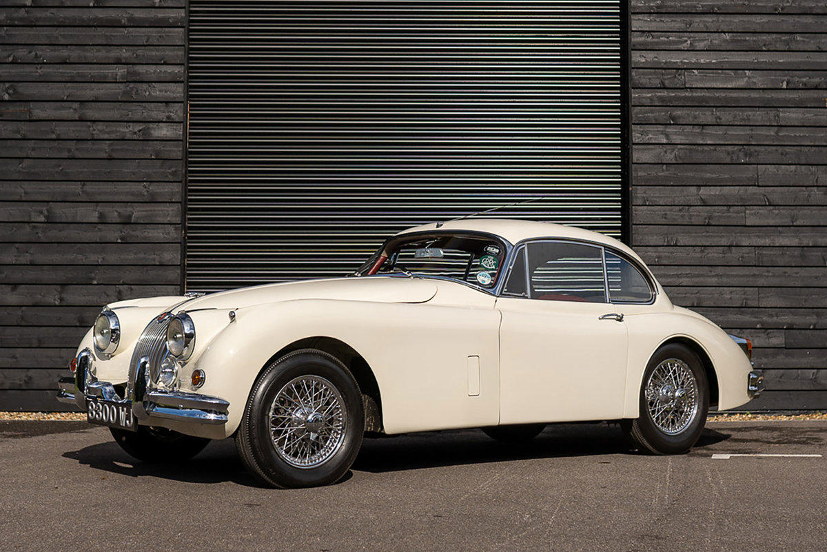 1960 Jaguar XK150 For Sale (picture 1 of 6)
