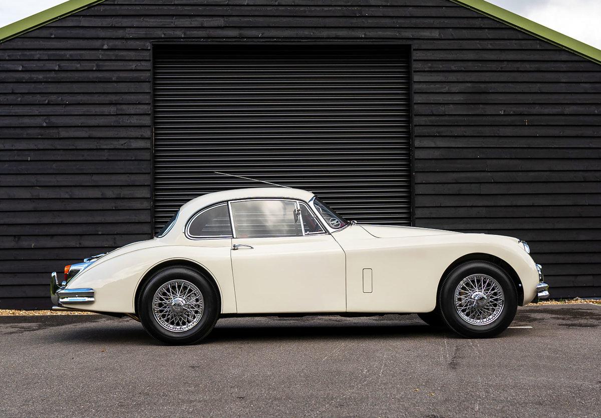 1960 Jaguar XK150 For Sale (picture 3 of 6)