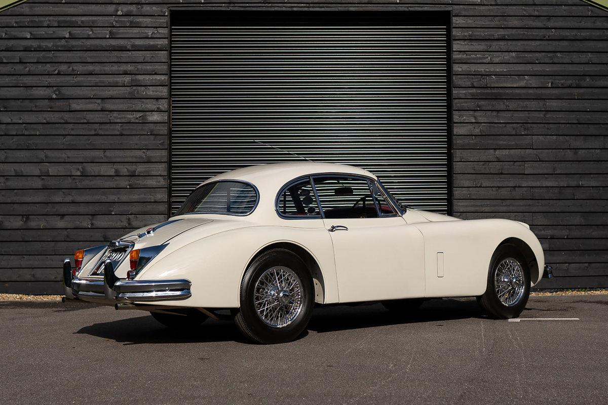 1960 Jaguar XK150 For Sale (picture 6 of 6)