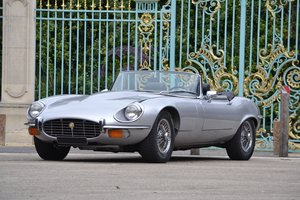 Picture of 1973 Jaguar Type E V12 cabriolet For Sale by Auction