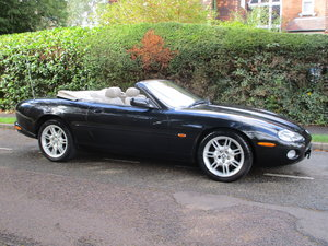 Picture of JAGUAR XK8 CONVERTIBLE 2001 Y REG TOP SPEC  71,500 MILES For Sale