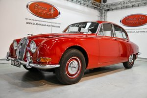 Picture of Jaguar 3.4 S 1964 For Sale by Auction