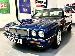 Jaguar XJ Sport 3.2 Auto X300 - Immaculate 42K Miles Only