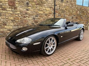 JAGUAR XKR 4.2 SUPERCHARGED CONVERTIBLE ALL BLACK EDITION *