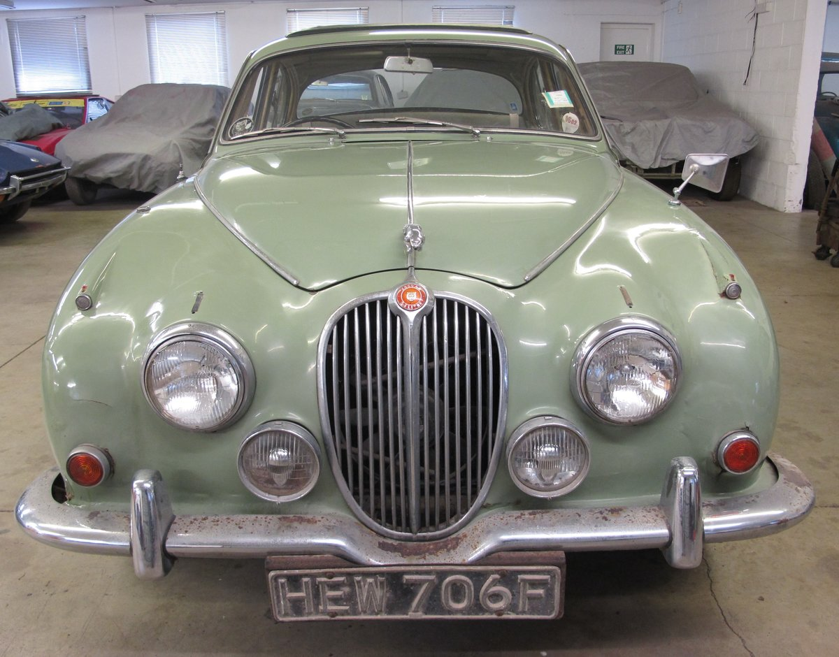 1967 MK2 Jaguar 340 For Sale (picture 2 of 6)