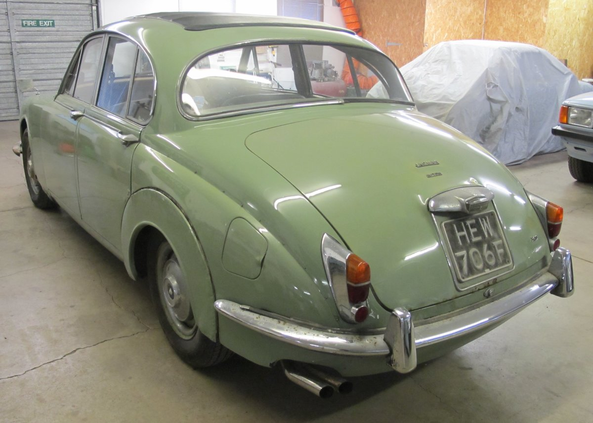 1967 MK2 Jaguar 340 For Sale (picture 4 of 6)