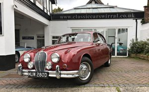 Picture of 1966 JAGUAR MKII 2.4 MANUAL OVERDRIVE For Sale