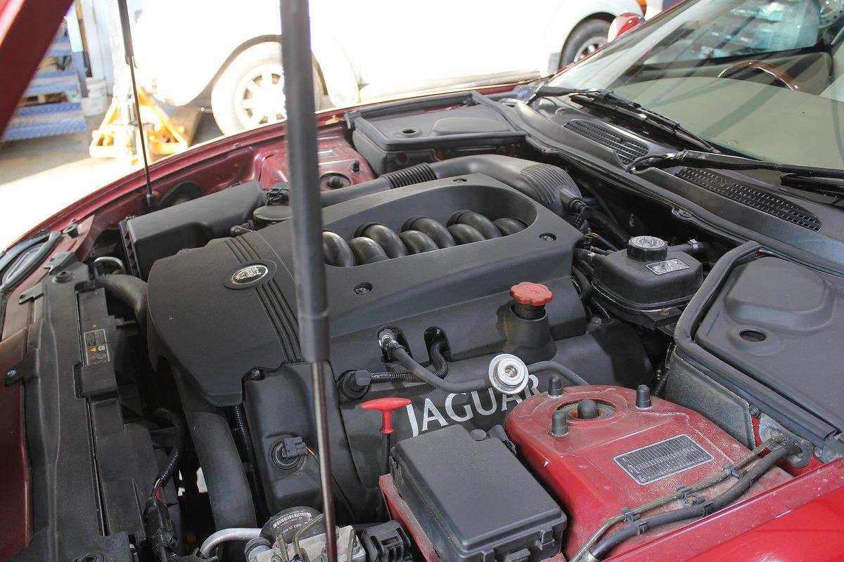 2002 Jaguar XK8 4.2L Coupe For Sale (picture 6 of 6)