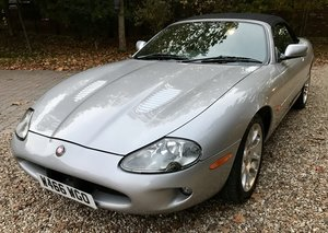 Picture of 2000 Jaguar XKR V8 Supercharger Convertible, Low Miles
