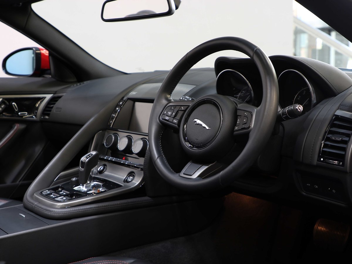2016 16 16 JAGUAR F-TYPE S CONVERTIBLE 3.0 V6 SUPERCHARGED AUTO For Sale (picture 5 of 6)