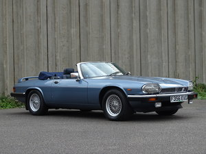Picture of 1989 Jaguar XJ-S 5.3 Convertible For Sale by Auction