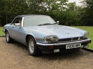 Picture of 1989 Jaguar XJ-S 5.3 V12 Convertible at ACA 7th November