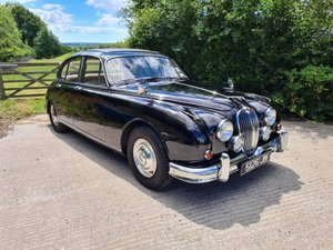 1961 Jaguar MK2 2.4 - 36,363 MILES FROM NEW!