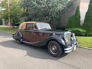 Picture of #23529 1951 Jaguar Mark V Left-Hand Drive For Sale