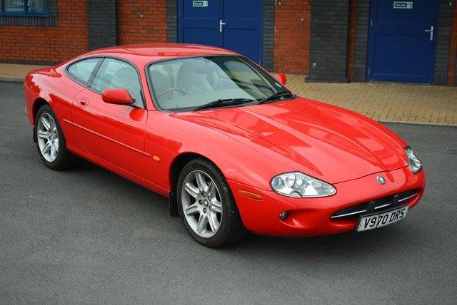 1999 Jaguar XK8 (X100) For Sale by Auction | Car And Classic