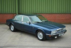 Picture of 1992 Jaguar Soverign 4.0 (XJ40) For Sale by Auction