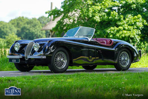 Picture of Jaguar XK 120 Roadster, 1954 For Sale