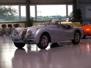 "Picture of 1954 Seltener und perfekt restaurierter ""Special Equipment"" XK120"