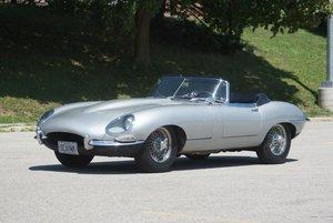 Picture of 1962 Jaguar  E-Type OTS