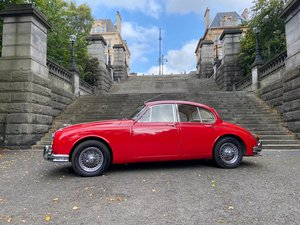 Picture of 1967 JAGUAR MKII 3.8 SALOON MANUAL -  COOMBS