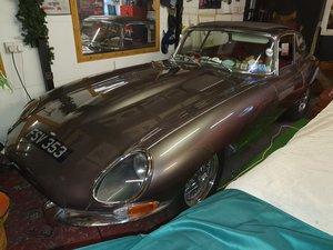 E type 3.8 S1 1962