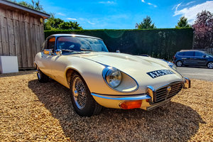 Picture of 1972 STUNNING JAGUAR E-TYPE S3 V12 5.3 2+2 COUPE For Sale