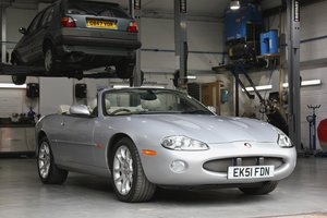 Picture of 2001 2002 Jaguar XKR Convertible just 51,500 miles and 2 owners