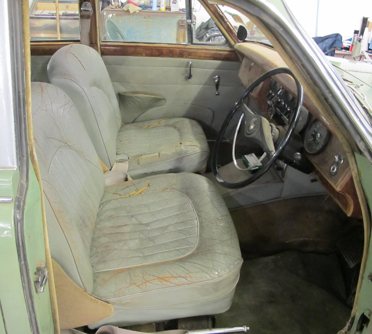 1967 MK2 Jaguar 340 For Sale (picture 5 of 6)