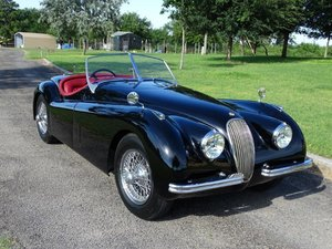 Picture of 1951 Jaguar XK120 Roadster Right Hand Drive