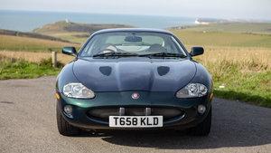 Picture of 1999 Jaguar XKR 4.0, 65,000 miles, FSH.