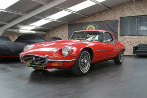 Picture of  1972 Jaguar E-Type Roadster  For Sale