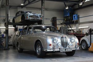 Picture of 1965 1966 Jaguar MK2 3.4L MOD matching numbers 70k miles
