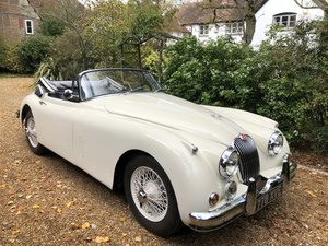 Picture of 1960 Jaguar XK150DHC 3.8 Auto lhd NEWLY RESTORED