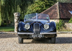 Picture of 1950 Jaguar XK120 Roadster