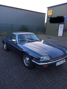 Jaguar xjs v12 coupe, only66,000 miles