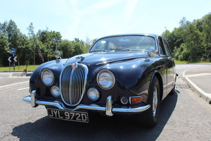 Picture of 1966 Jaguar 3.8 S type Automatic With Power Steering  For Sale