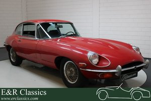 Picture of Jaguar E-type matching numbers 1970, project car