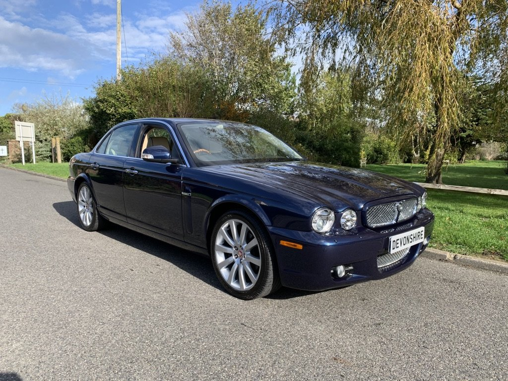 2007 Jaguar XJ 2.7 V6 Sovereign X358 ONLY 36000 MILES For Sale (picture 2 of 6)