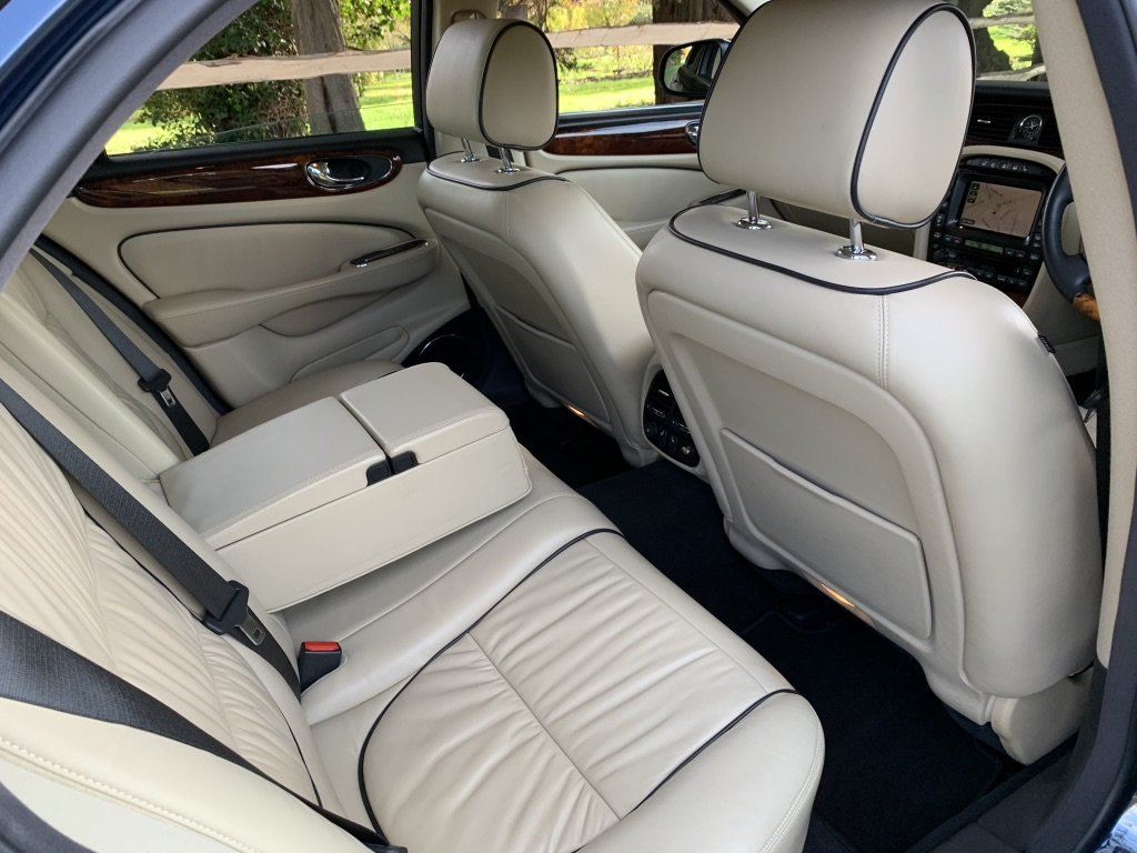 2007 Jaguar XJ 2.7 V6 Sovereign X358 ONLY 36000 MILES For Sale (picture 6 of 6)