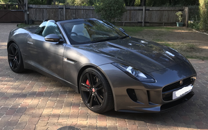 Jaguar F-Type 3.0. V6 S Convertible