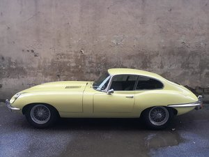 Picture of 1971 jaguar e type coupe 4,2 series 2 69900,00 euro