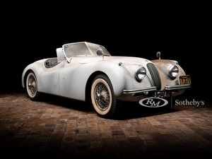 Picture of 1954 Jaguar XK 120 SE Roadster  For Sale by Auction