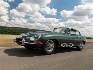 Picture of 1961 Jaguar E-Type Series 1 3.8-Litre Fixed Head Coup Factor For Sale by Auction