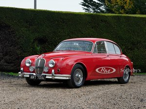 Picture of 1962 Jaguar Mark 2 3.4 Saloon  For Sale by Auction