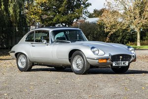 Picture of 1971 JAGUAR E-TYPE V12 2+2 5.3 For Sale by Auction